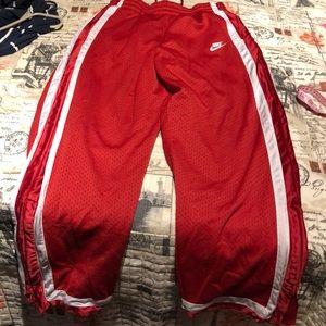 Men's Nike basketball pants
